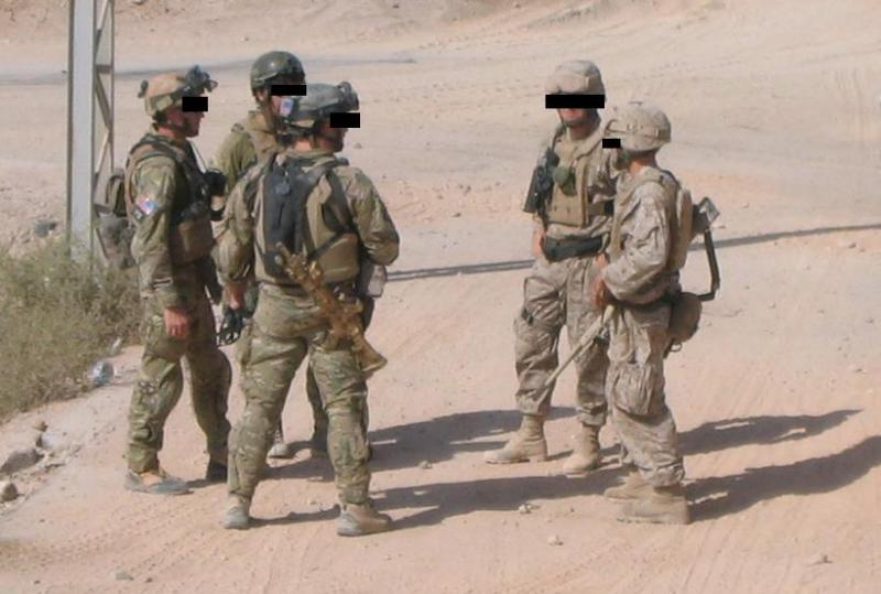 us marines scout snipers